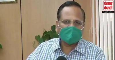 वायरस संक्रमण की दर तेजी से कम हो रही है, अगले कुछ दिनों में पांच फीसदी से कम हो जानी चाहिए : जैन