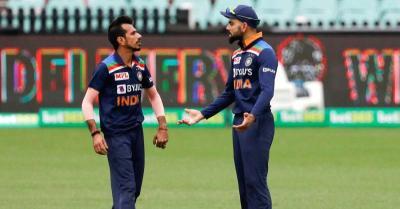 कप्तान कोहली ने कहा चहल को खिलाने की नहीं थी कोई योजना, कनकशन विकल्प हमारे लिए हुआ कारगर साबित