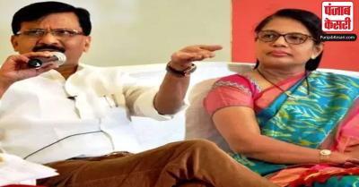 PMC बैंक धन शोधन मामले में ED ने संजय राउत की पत्नी को 11 जनवरी को फिर किया तलब