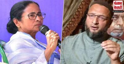 बंगाल चुनाव से पहले ओवैसी की AIMIM को लगा झटका, कार्यवाहक अध्यक्ष TMC में हुए शामिल