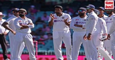 सिडनी टेस्ट के तीसरे दिन ऑस्ट्रेलिया का पलड़ा रहा भारी, भारत ने 2 विकेट गंवाकर बनाए 98 रन