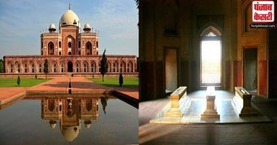 बेपर्दा होगा दारा शिकोह की कब्र का राज, संस्कृति मंत्रालय ने किया हुमायूं मकबरे का दौरा