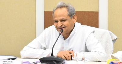 राजस्थान के मुख्यमंत्री अशोक गहलोत बोले- सुशासन के सिद्धांतों का खजाना हैं वेद