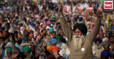 किसान आंदोलन की हाफ सेंचुरी पूरी, कड़ाके की ठंड में कानून को रद्द करने की मांग पर डटे किसान