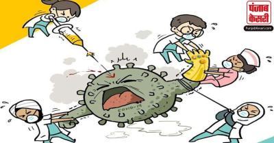 वैश्विक स्तर पर कोरोना वायरस से संक्रमितों का आंकड़ा 9.3 करोड़ से अधिक पहुंचा