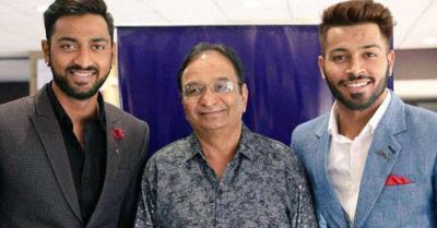 पांड्या ब्रदर्स के पिता का हुआ निधन, क्रिकेट जगत के कई बड़े सितारों ने जताया दुख