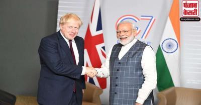 जी-7 सम्मेलन के लिए बोरिस जॉनसन ने PM मोदी को भेजा न्योता, शिखरवार्ता से पहले खुद आएंगे भारत