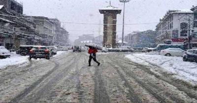 जम्मू और कश्मीर और लद्दाख में हाड़ कंपा देने वाली ठंड, 22 जनवरी तक शीतलहर की रहेगी स्थिति