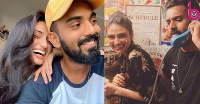 सोशल मीडिया पर तेजी से वायरल हो रही है अथिया शेट्टी और केएल राहुल की ये अनसीन फोटो