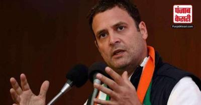 कांग्रेस की बनाई भारत की छवि को नष्ट कर रहे प्रधानमंत्री : राहुल