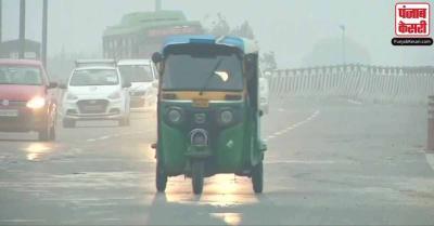 दिल्ली में वायु गुणवत्ता में सुधार, न्यूनतम तापमान 7.8 डिग्री सेल्सियस