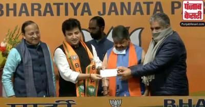 चुनावों से पहले ममता को एक और झटका, BJP में शामिल हुए अरिंदम भट्टाचार्य