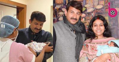 मनोज तिवारी नहीं हैं 'रिंकिया के पापा', भोजपुरी मेगा स्टार ने अनाउंसड किया अपनी छोटी बेटी का नाम