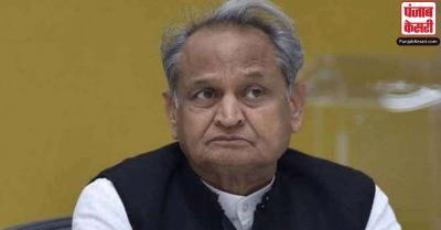 CM गहलोत ने साधा BJP और RSS पर निशाना, कहा- लोकतंत्र को कर रहे हैं नष्ट