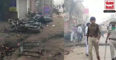 पश्चिम बंगाल : हावड़ा में BJP और TMC के समर्थकों के बीच झड़प, कई घायल