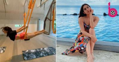 सारा अली खान जिम में बहा रहीं खूब पसीना,एक्ट्रेस का जबरदस्त अंदाज में वर्कआउट वीडियो हुआ वायरल