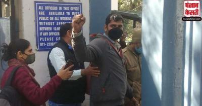 किसान प्रदर्शन: पत्रकार मंदीप पूनिया की जमानत याचिका मंजूर की, देश से बाहर जाने की इजाजत नहीं