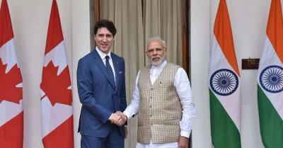 कृषि कानूनों पर PM ट्रूडो के बयान से खराब हो सकते हैं भारत-कनाडा के संबंध : केंद्र सरकार