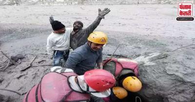 तपोवन : सुरंग में फंसे 30-35 श्रमिकों को बचाने के लिए प्रयास जारी