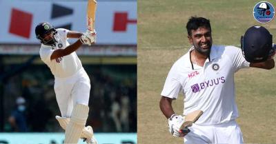 चेन्नई की पिच पर अश्विन ने कहर बरपाया,5 विकेट फिर धमाकेदार शतक से इस मामले में कई दिग्गजों को पछाड़ा