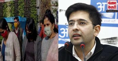AAP ने दिशा की गिरफ्तारी को बताया 'न्यायेतर अपहरण', तत्काल रिहाई की मांग