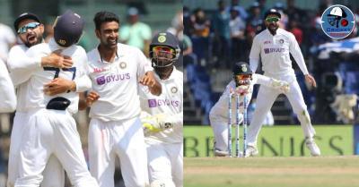 89 साल में इंग्लैंड के खिलाफ भारत की सबसे बड़ी जीत।भारत ने इंग्लैंड को 317 रन से हराया