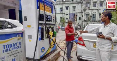 पेट्रोल और डीजल की कीमतों में आग, राजस्थान में सौ के पार हुआ पेट्रोल, मध्यप्रदेश में भी शतक के करीब