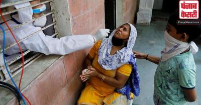 देश में कोरोना वायरस के 10 हज़ार से ज्यादा नए केस,  97.24 प्रतिशत पहुंचा रिकवरी रेट