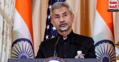 मॉरीशस में विदेश मंत्री एस जयशंक ने भारतीय समुदाय के सदस्यों से मुलाकात की