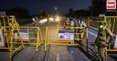 गुजरात के अहमदाबाद, सूरत समेत चार प्रमुख शहरों में रात्रिकालीन कर्फ्यू 15 दिन के लिए बढ़ाया गया