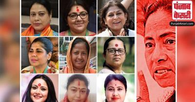 बंगाल में बुआ VS बेटी की जंग, 'नवरत्नों' के सहारे BJP का ममता दीदी पर तंज