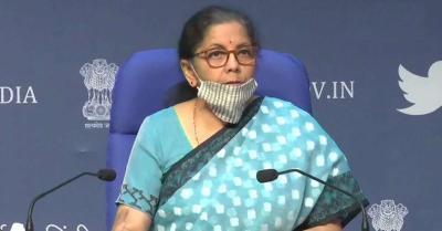 निर्मला सीतारमण ने जी20 वित्त मंत्रियों और सेंट्रल बैंक गवर्नर्स की बैठक में शामिल हुईं