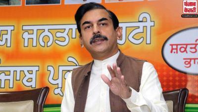 पंजाब में गैंगस्टरों पर कार्रवाई क्यों नहीं कर रहे मुख्यमंत्री: भाजपा