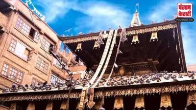 नेपाल ने सेतो मच्छिंद्रनाथ मंदिर का जीर्णोद्धार कार्य किया शुरू