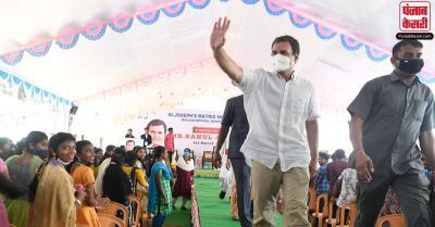 नरेंद्र मोदी और आरएसएस को नहीं करने देंगे तमिल संस्कृति का अपमान : राहुल गांधी