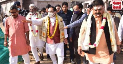 BJP  की ताकत उसका बूथ स्तर का कार्यकर्ता, जिन्होंने योजनाओं को अंतिम व्यक्ति तक पहुंचाया है : जेपी नड्डा