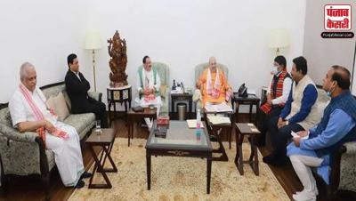 असम में सहयोगी दलों के साथ सीटों के बंटवारे पर हुआ भाजपा का समझौता, घोषणा जल्द