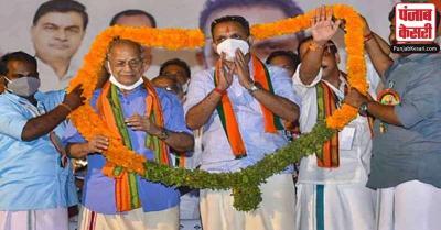 केरल: BJP के CM उम्मीदवार होंगे 'मेट्रो मैन' ई श्रीधरन, हाल ही में हुए थे पार्टी में शामिल