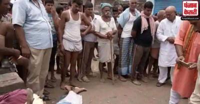 बिहार के मुंगेर में 2 गुटों में जमीनी विवाद को लेकर हुई फायरिंग, 3 लोगों की हत्या