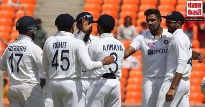 चौथे टेस्ट में भारत ने चटाई इंग्लैंड को धूल, 3-1 से जीत दर्ज कर बनाई WTC के फाइनल में जगह