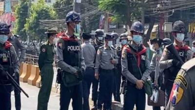 म्यांमा ने अपने आठ सुरक्षाबलों को मिजोरम सरकार से वापिस भेजने का किया आग्रह