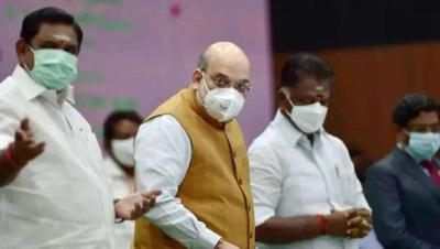 तमिलनाडु विधानसभा में BJP 20 सीटों के साथ यहां से लड़ेगी लोकसभा चुनाव