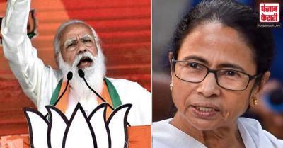 बंगाल चुनाव : मोदी ने ममता को धोखेबाज बताया ; ममता बोलीं- झूठे हैं मोदी
