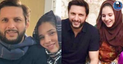शाहिद अफरीदी की बेटी अक्शा को दिल दे बैठा ये यह पाकिस्तानी पेसर,जल्द होगी दोनों की सगाई