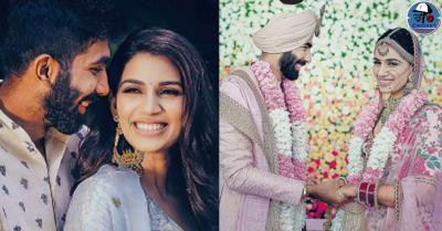 सामने आई जसप्रीत बुमराह और संजना गणेशन की शादी फंक्शन हल्दी से लेकर मेहंदी तक की तस्वीरें, अपने देखी क्या?