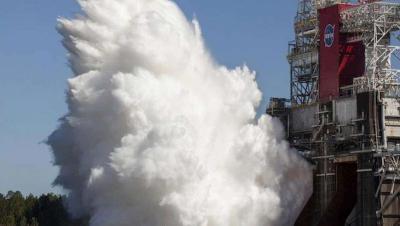 अमेरिकी अंतरिक्ष एजेंसी NASA के आर्टेमिस मून रॉकेट को पहले चरण में मिली सफलता
