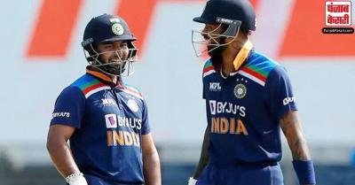 IND vs ENG : धवन, पंत और हार्दिक के अर्धशतक, टीम इंडिया ने इंग्लैंड के सामने रखा 330 रन का लक्ष्य
