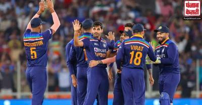 IND vs ENG : भारत ने इंग्लैंड को 7 रन से मात दी और श्रृंखला 2-1 से जीती