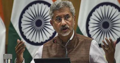 भारत-ताजिकिस्तान आर्थिक सहयोग को और मजबूत बनाया जा सकता है : विदेश मंत्री जयशंकर