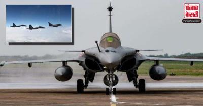 फ्रांस से तीन और राफेल विमान भारत के लिए रवाना